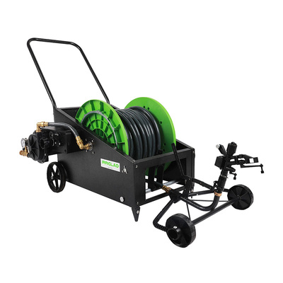 IRRIGLAD Water-Cart 40M Continuously Variable  Transmission Water Hose Reel Cart